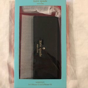 NWT Kate Spade iPhone 6 and 6s Wristlet